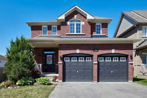 House for sale at 110 Winchester Terr Barrie Ontario - MLS: S4855862