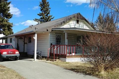 House for sale at 110 Windsor Ave Northwest Turner Valley Alberta - MLS: C4238158
