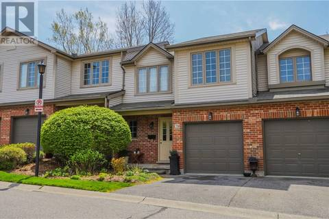 Townhouse for sale at 39 Byron Baseline Rd Unit 1100 London Ontario - MLS: 195668