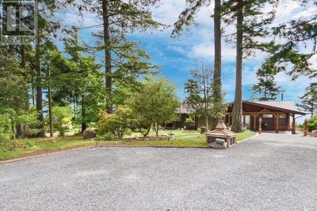 House for sale at 1100 Berry Point Rd Gabriola Island British Columbia - MLS: 469256