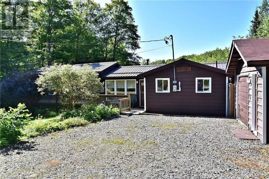 House for sale at 1100 Mink Rd Haliburton Ontario - MLS: 221367