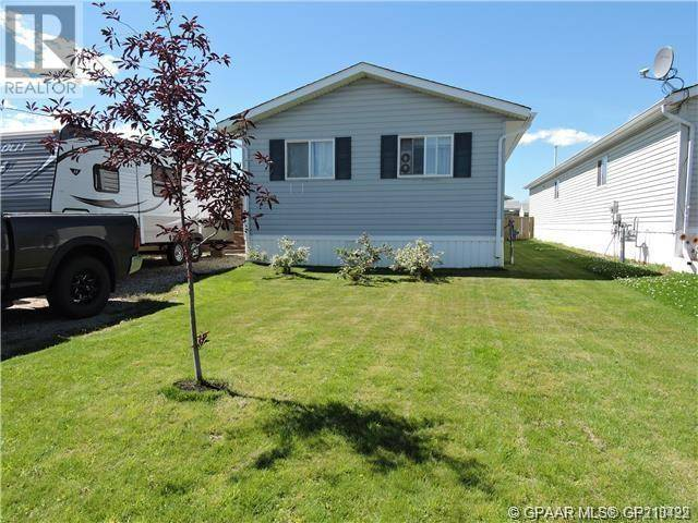 House for sale at 11002 96 St Clairmont Alberta - MLS: GP210422