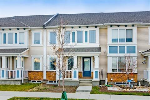 Townhouse for sale at 11002 Cityscape Dr Northeast Calgary Alberta - MLS: C4272305