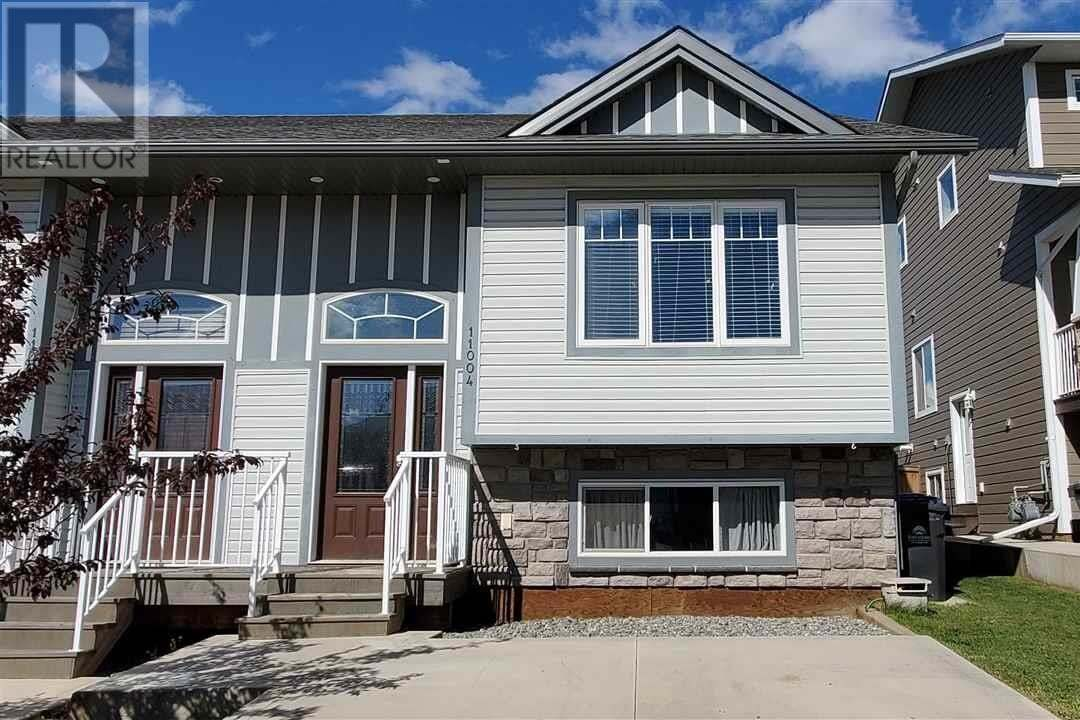 Townhouse for sale at 11004 104a Ave Fort St. John British Columbia - MLS: R2493423