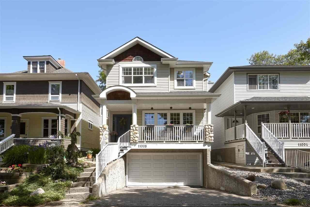 House for sale at 11008 80 Av NW Edmonton Alberta - MLS: E4203214