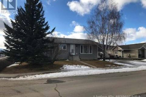 House for sale at 11009 Leonard St Grande Cache Alberta - MLS: 48296