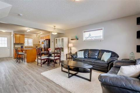 Townhouse for sale at 140 Sagewood Blvd Southwest Unit 1101 Airdrie Alberta - MLS: C4289964