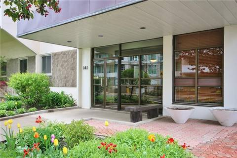 Condo for sale at 141 Somerset St W Unit 1101 Ottawa Ontario - MLS: 1154390