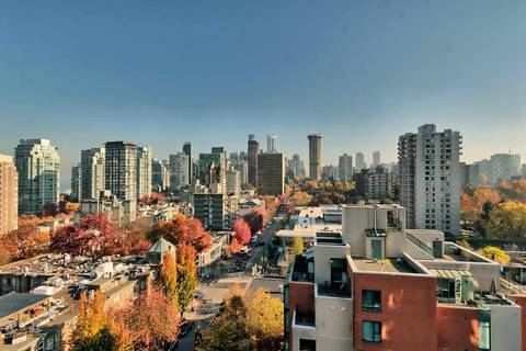 Condo for sale at 1860 Robson St Unit 1101 Vancouver British Columbia - MLS: R2350461