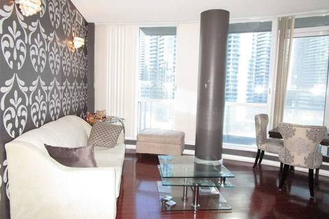 Apartment for rent at 218 Queens Quay Quay Unit 1101 Toronto Ontario - MLS: C4734351