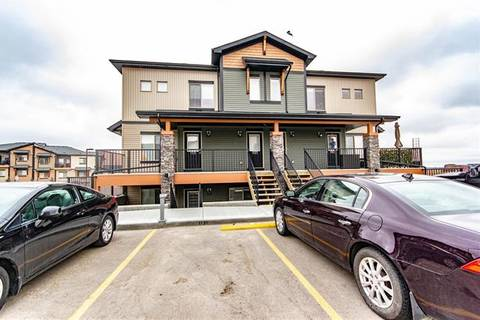Townhouse for sale at 2461 Baysprings Li Southwest Unit 1101 Airdrie Alberta - MLS: C4243159