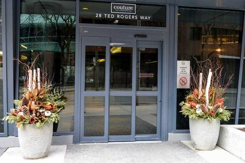Apartment for rent at 28 Ted Rogers Wy Unit 1101 Toronto Ontario - MLS: C4677510