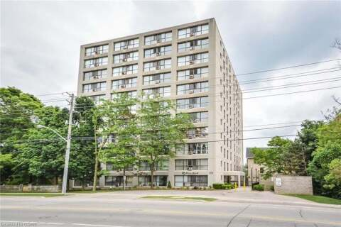 Residential property for sale at 358 Waterloo Ave Unit 1101 Guelph Ontario - MLS: 30802577