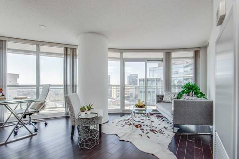 Condo for sale at 38 Dan Leckie Wy Unit 1101 Toronto Ontario - MLS: C4729676