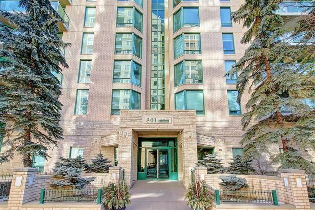 Buliding: 801 2 Avenue Southwest, Calgary, AB