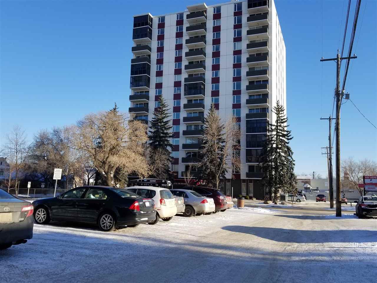 Buliding: 8315 105 Street, Edmonton, AB