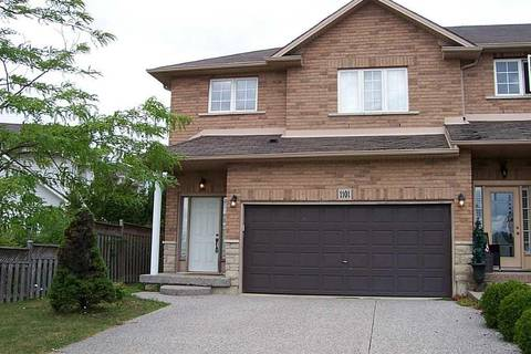 Townhouse for sale at 1101 Harrogate Dr Ancaster Ontario - MLS: H4054887