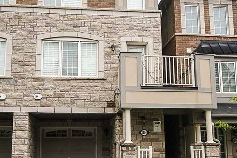 Townhouse for sale at 1101 Silk St Pickering Ontario - MLS: E4491805