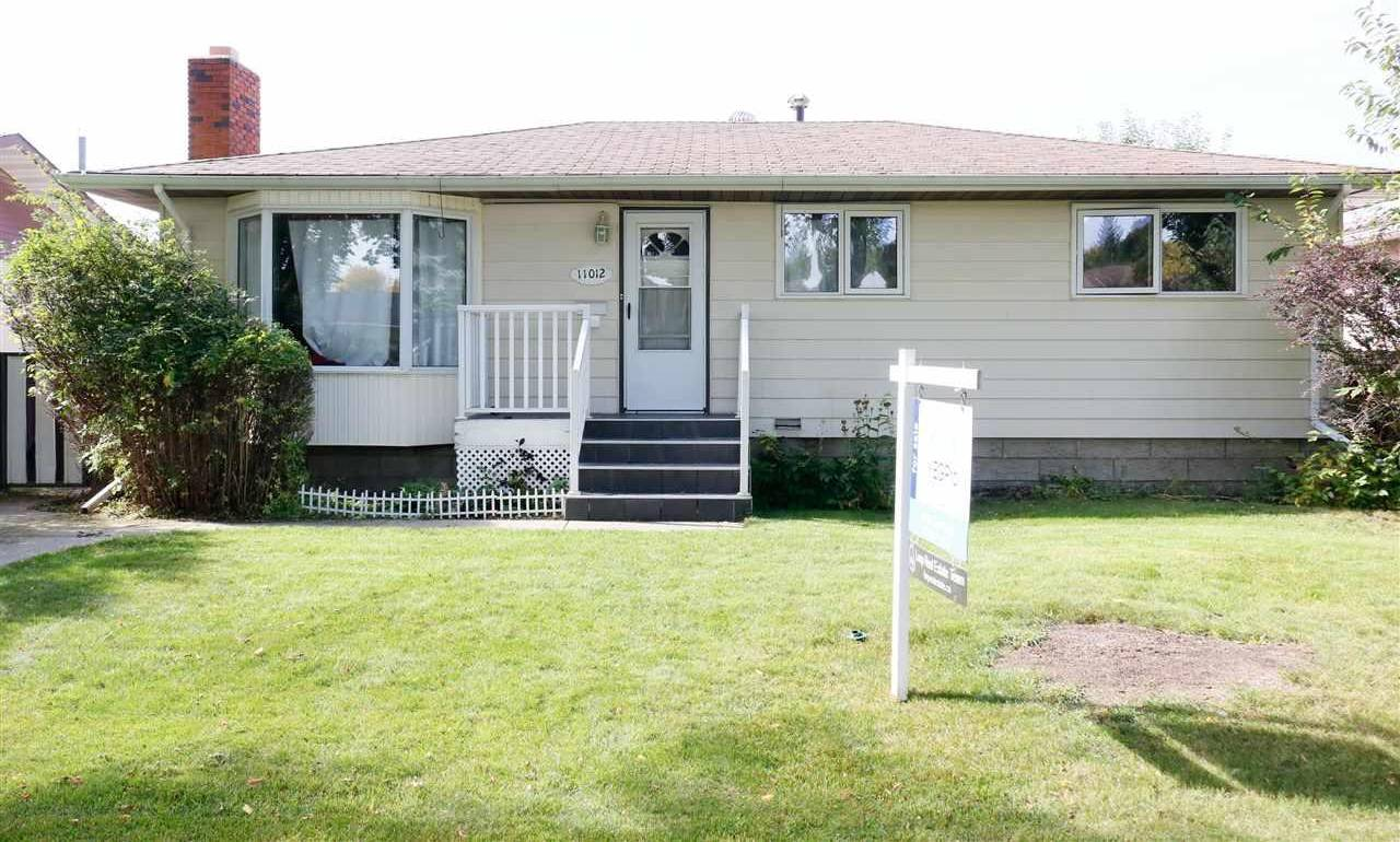House for sale at 11012 152 St Nw Edmonton Alberta - MLS: E4174316