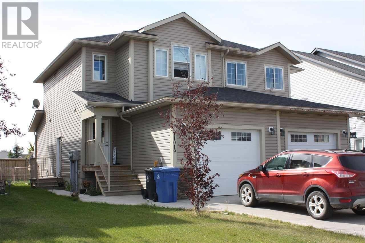Townhouse for sale at 11019 104a Ave Fort St. John British Columbia - MLS: R2496813
