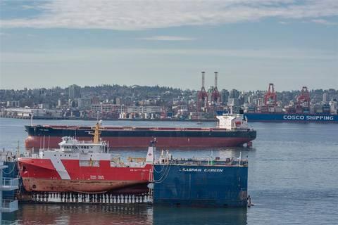 Condo for sale at 138 Esplanade St E Unit 1102 North Vancouver British Columbia - MLS: R2354220