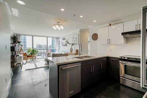 Condo for sale at 14 Begbie St Unit 1102 New Westminster British Columbia - MLS: R2447385