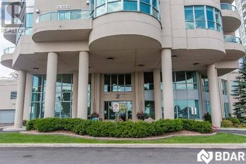 Condo for sale at 2 Toronto St Unit 1102 Barrie Ontario - MLS: 30725869