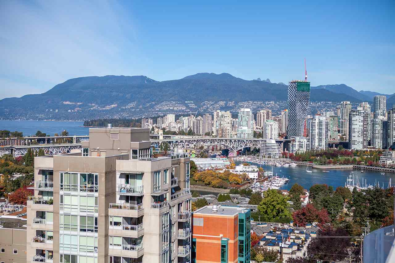 Sold: 1102 - 2550 Spruce Street, Vancouver, BC