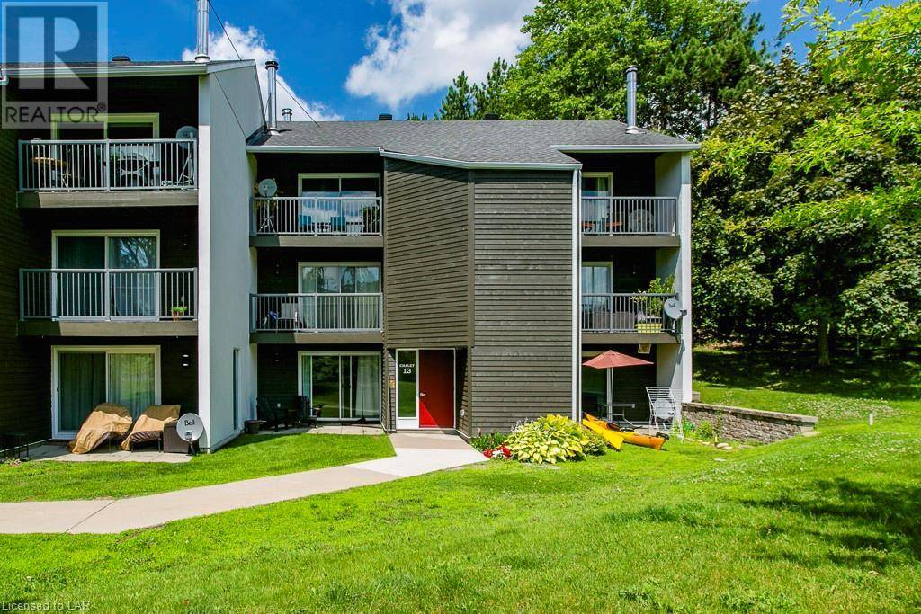 Condo for sale at 313 Horseshoe Valley Rd West Unit 1102 Oro-medonte Ontario - MLS: 210873