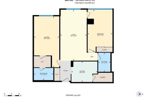Condo for sale at 330 Mccowan Rd Unit 1102 Toronto Ontario - MLS: E4923007