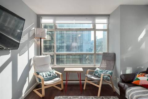 Condo for sale at 438 Seymour St Unit 1102 Vancouver British Columbia - MLS: R2398325