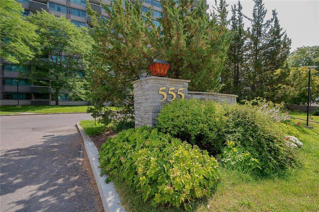 Condo for sale at 555 Brittany Dr Unit 1102 Ottawa Ontario - MLS: 1162208
