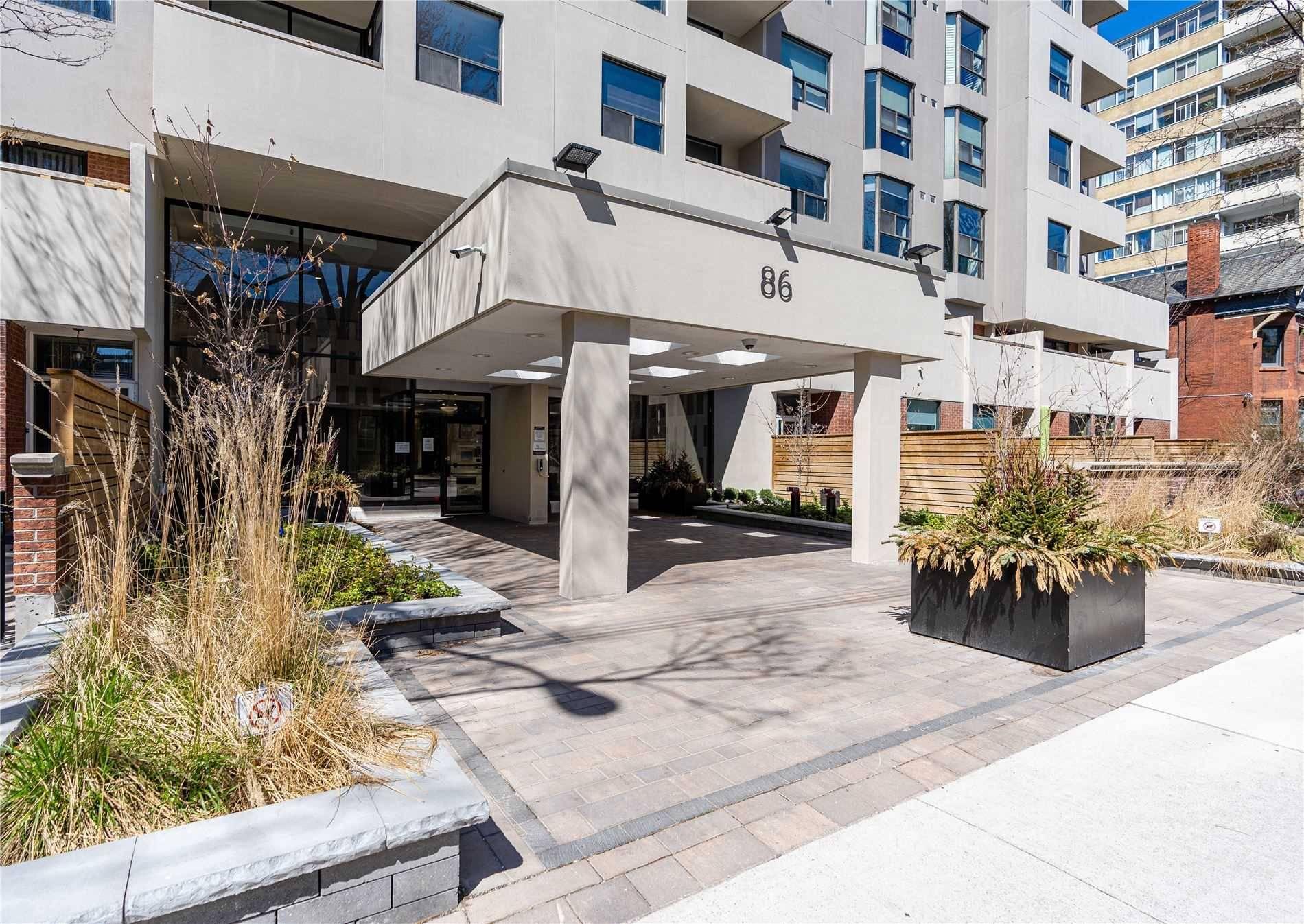The Shoreham Apartments Condos: 86 Gloucester Street, Toronto, ON