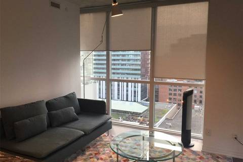 Apartment for rent at 88 Blue Jays Wy Unit 1102 Toronto Ontario - MLS: C4422175