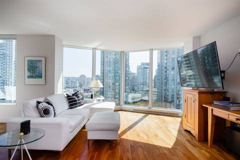 Condo for sale at 889 Homer St Unit 1102 Vancouver British Columbia - MLS: R2387165