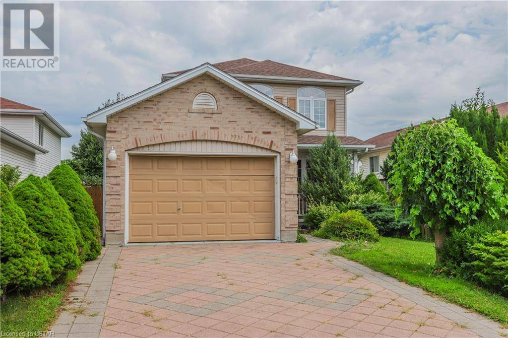 House for sale at 1102 Farnsborough Cres London Ontario - MLS: 216849