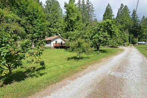 House for sale at 1102 Reed Rd Gibsons British Columbia - MLS: R2378378