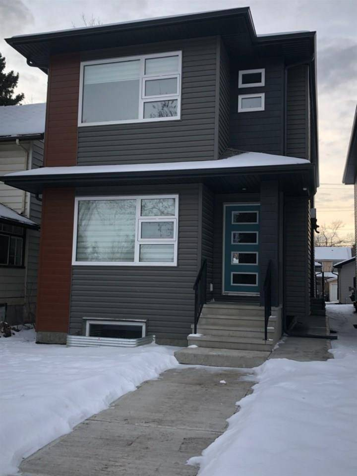 House for sale at 11022 108 St Nw Edmonton Alberta - MLS: E4182371