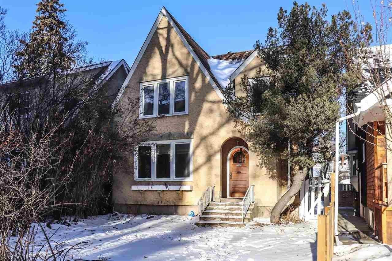 House for sale at 11022 83 Av NW Edmonton Alberta - MLS: E4223598