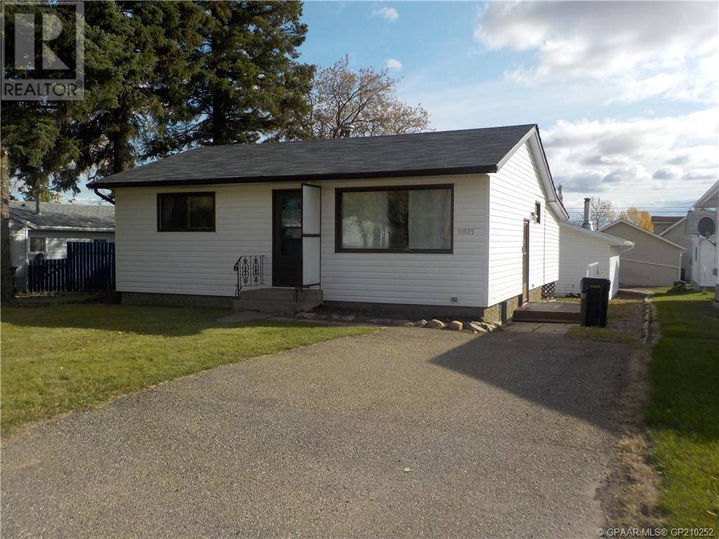 House for sale at 11025 106 Ave Fairview, Md Alberta - MLS: GP210252