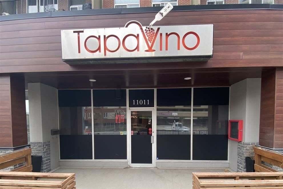 Commercial property for sale at 11025 Jasper Av NW Edmonton Alberta - MLS: E4217307