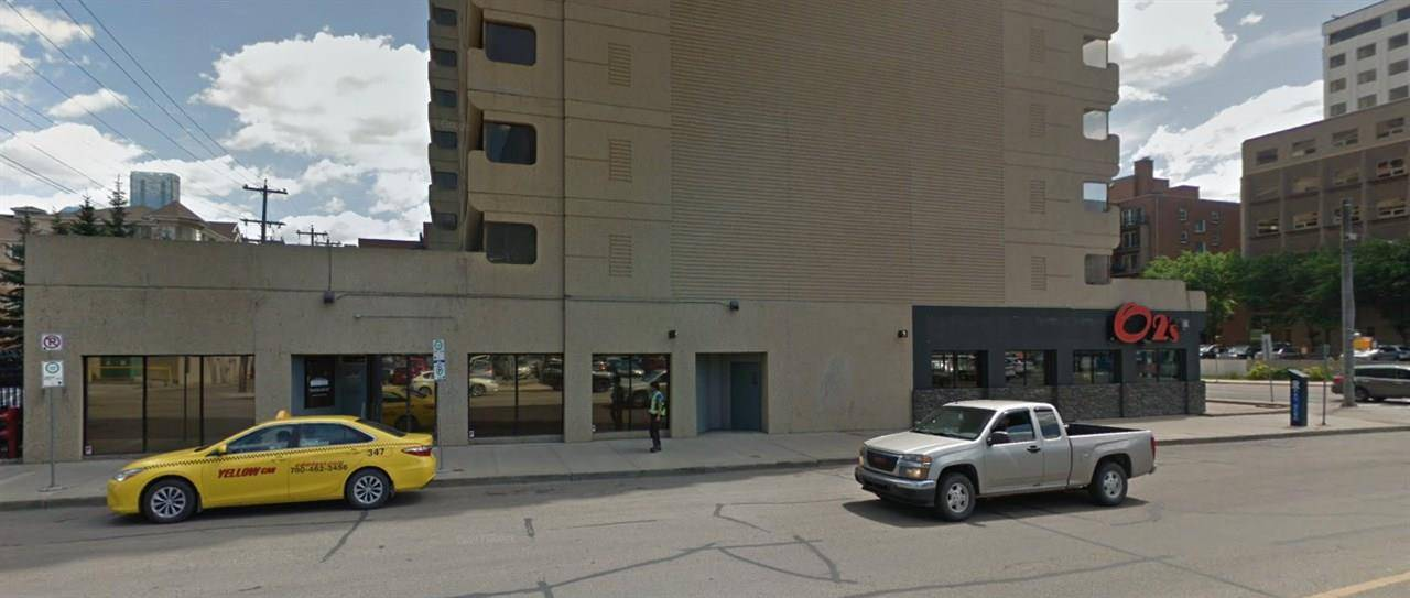 Commercial property for lease at 11026 Jasper Ave Nw Edmonton Alberta - MLS: E4178993