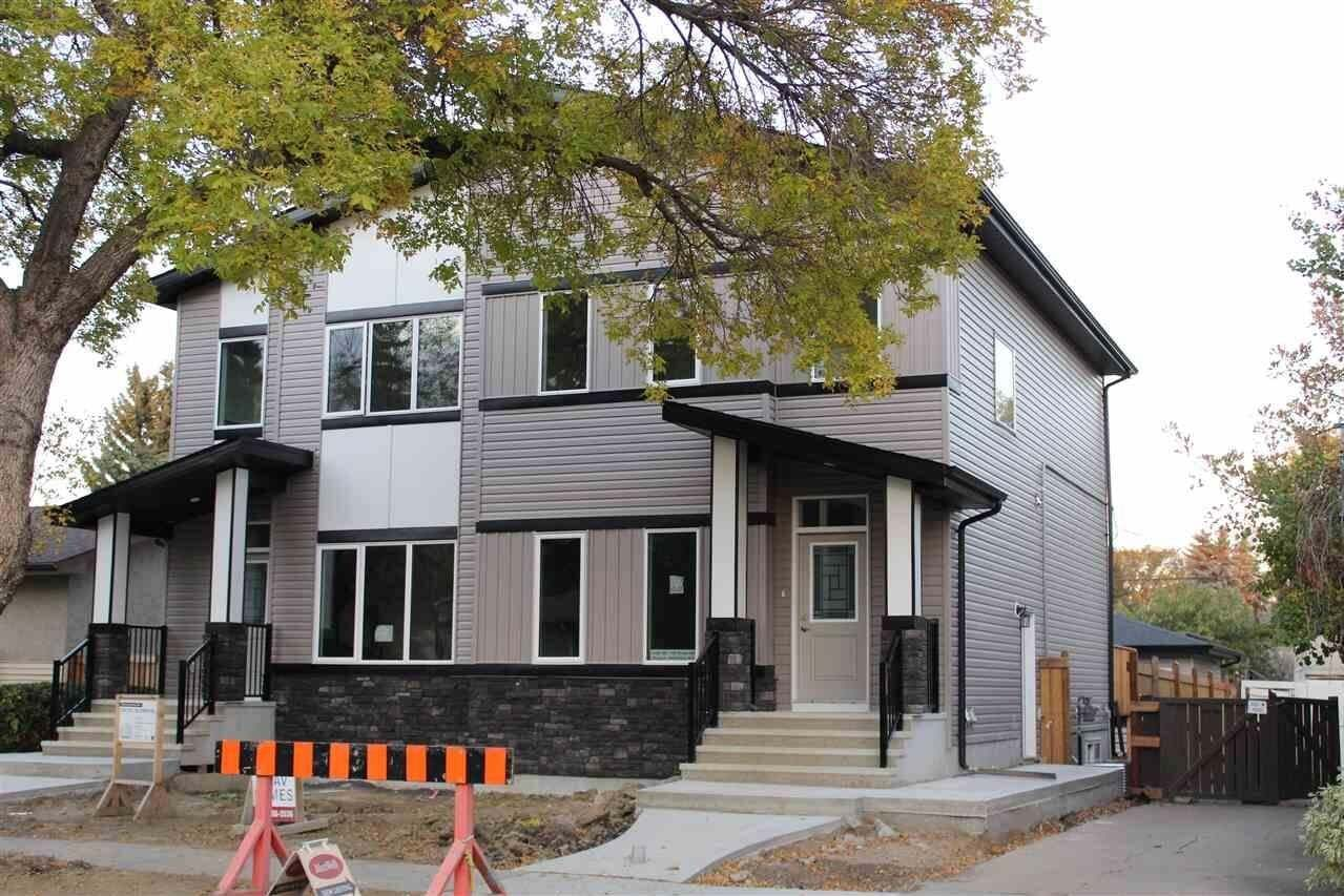 Townhouse for sale at 11027 150 St NW Edmonton Alberta - MLS: E4208151