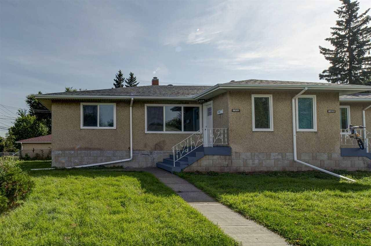 Townhouse for sale at 11029 135 St Nw Edmonton Alberta - MLS: E4171526