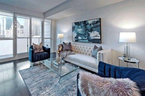 Apartment for rent at 1 The Esplanade Ave Unit 1103 Toronto Ontario - MLS: C5056170