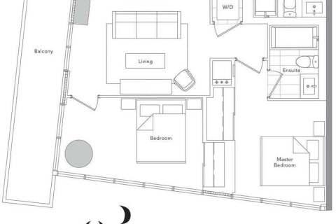 Apartment for rent at 117 Mcmahon Dr Unit 1103 Toronto Ontario - MLS: C4860581