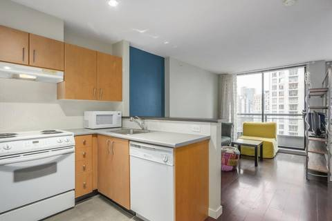 Condo for sale at 1295 Richards St Unit 1103 Vancouver British Columbia - MLS: R2322446
