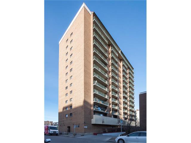 Sold: 1103 - 1330 15 Avenue Southwest, Calgary, AB