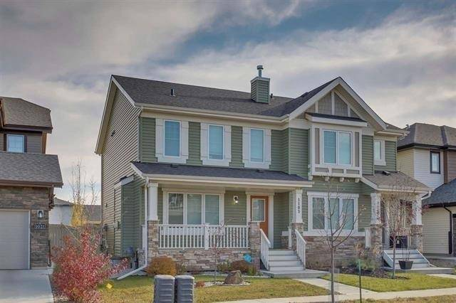 Townhouse for sale at 1103 162 St Sw Edmonton Alberta - MLS: E4188163