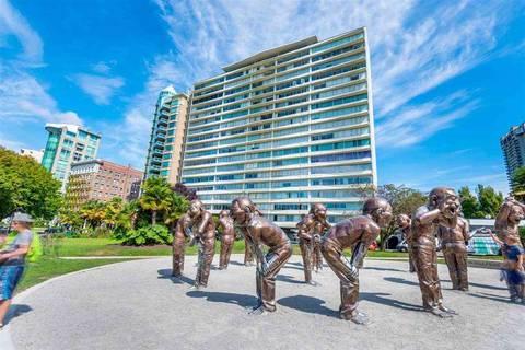 Condo for sale at 1835 Morton Ave Unit 1103 Vancouver British Columbia - MLS: R2422521